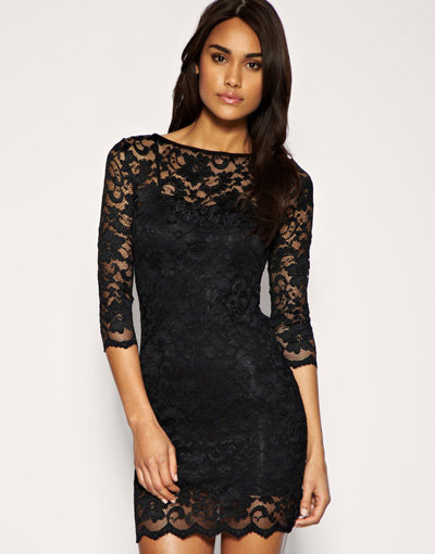 Cocktail Dresses Appropriate For Black Tie - Holiday Dresses