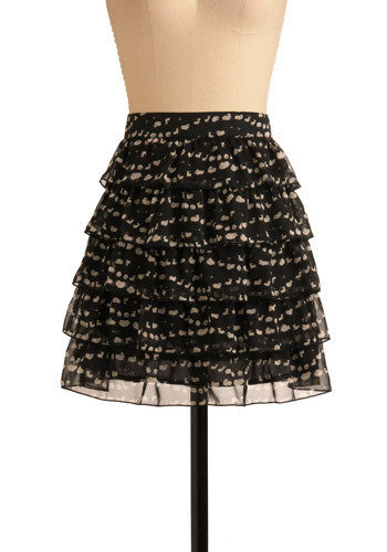 Counting Chic Skirt