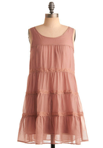 7 Pretty Pink Dresses to Wear on Valentine's Day