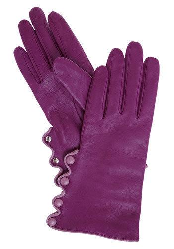 Girls and Boysenberry Gloves