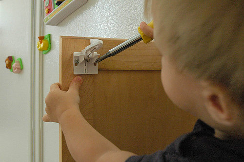 Cabinets Locks Child Proof Home Decor