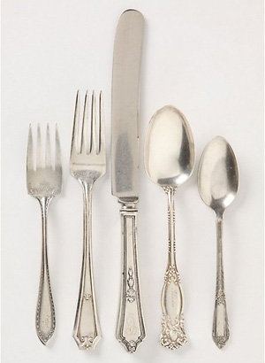 Rediscovered Flatware