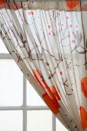 7 Hip Printed Curtains Lifestyle