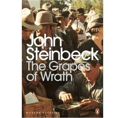 "an analysis of the life in oklahoma in the novel the grapes of wrath by john steinbeck The american social life in john steinbeck's the grapes  entitled ""an analysis of american social life in john  wrath the novel caused john steinbeck."