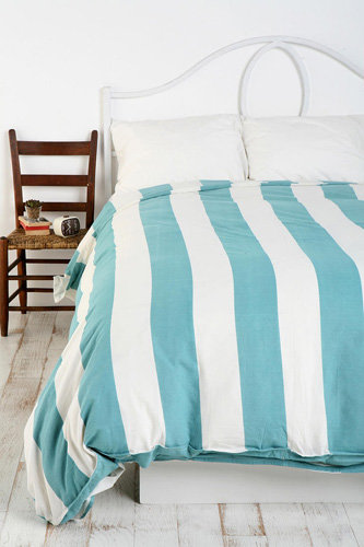 Cabana Stripe Duvet Cover 7 Beautiful Bedding Sets From