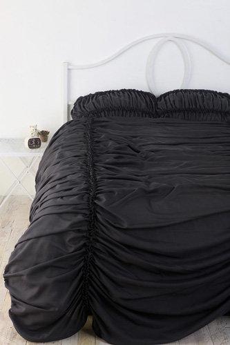 Gathered Ruffle Duvet Cover 7 Beautiful Bedding Sets
