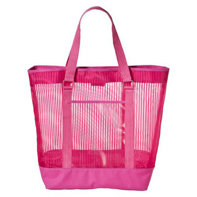 Xhiliration Pink Tote - 7 Casual Totes Perfect for the Beach ... →…