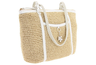 Straw Tote Bags