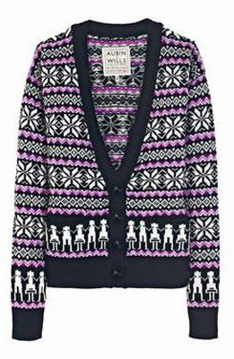 Colinmander Cardigan - 7 Patterned Sweaters … Fashion
