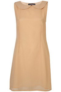 Topshop Peter Pan Shift Dress by Rare