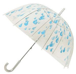 Modcloth Raindrops Keep Falling Umbrella
