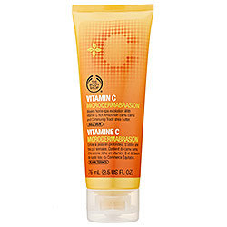 The Body Shop Vitamin C Microdermabrasion Treatment