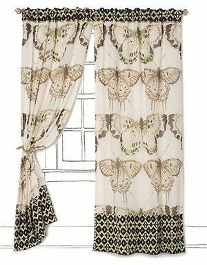 Fluttering Light Curtains - 7 Beautiful Butterfly Décor Items ...…