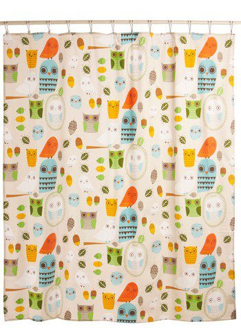 shower power shower curtain in owl clean 7 cute shower