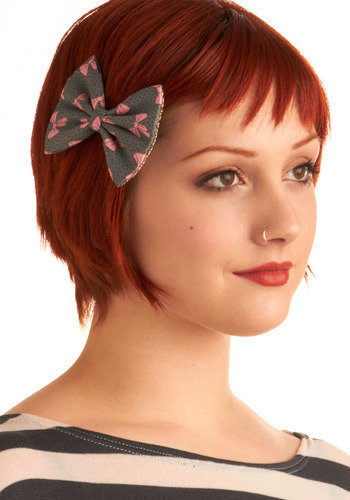 Girl Meets Bow Hair Clip