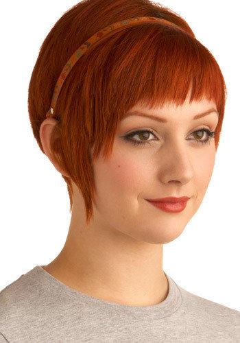Flower Crown Headband - 8 Cute Hair Accessories for Short Hair
