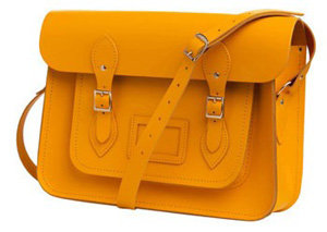 The Cambridge Satchel Company Yellow Satchel