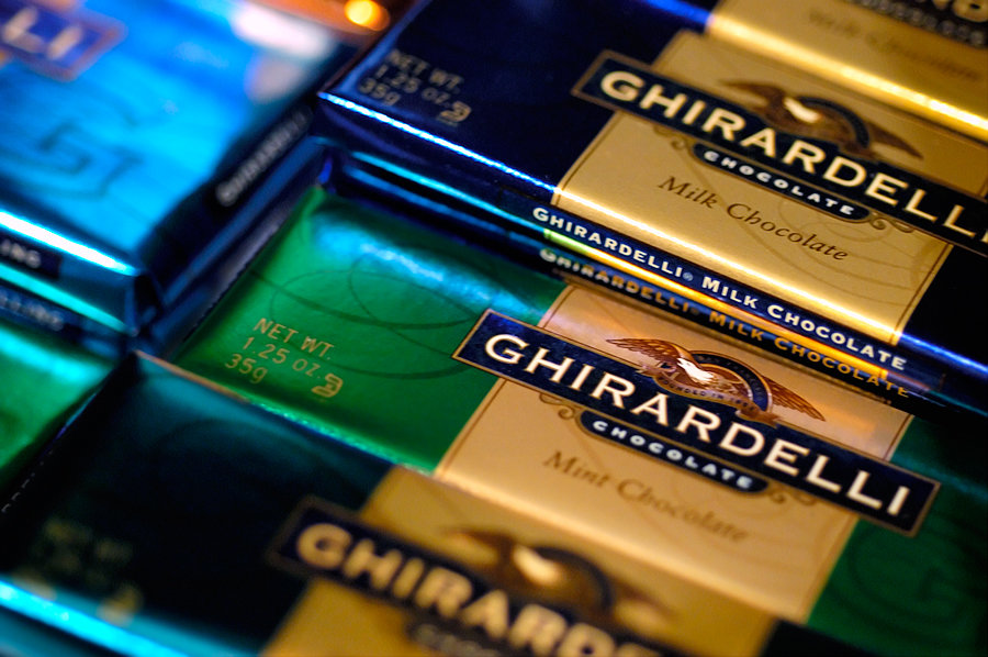 Ghirardelli - 7 Famous Chocolate Brands … →