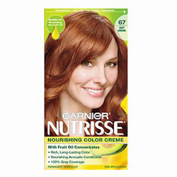 garnier nutrisse level 3 permanent creme haircolor - Colores Garnier