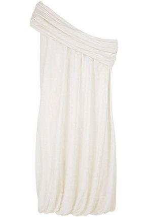 Doo.Ri One Shoulder Draped Dress