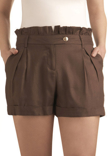 8 Adorable Paper Bag Shorts ... Fashion
