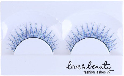 Forever21 Colourful Fake Lashes