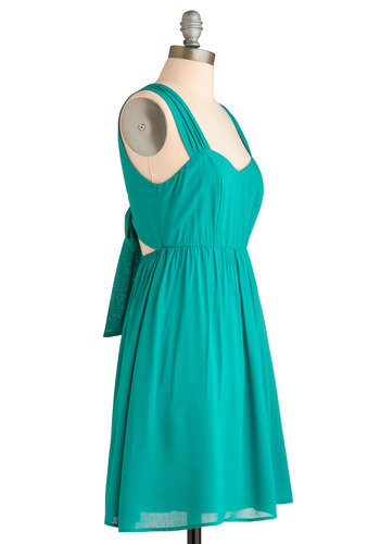 Teal It to My Heart Dress - 8 Summer Party Dresses ... …