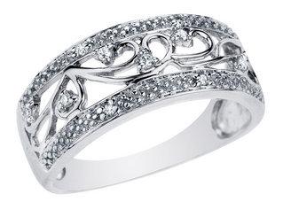 10 antique vintage diamond band - Most Beautiful Wedding Rings