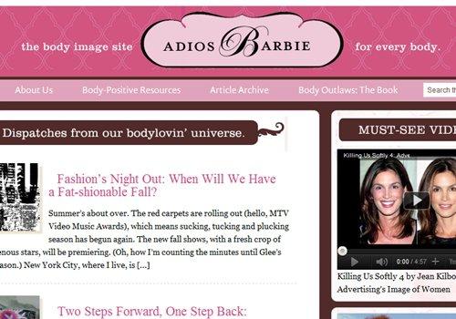 Adios, Barbie