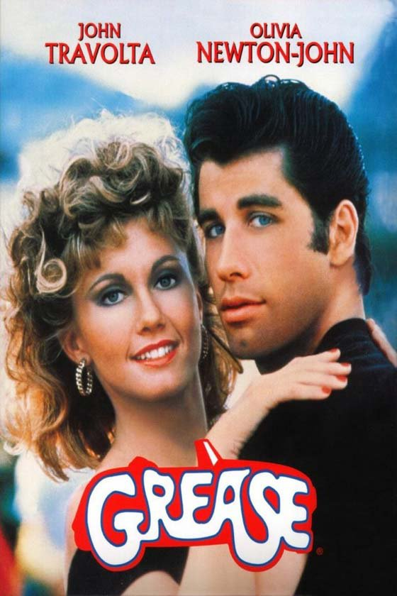 grease 1978 42 most romantic movies trailers and