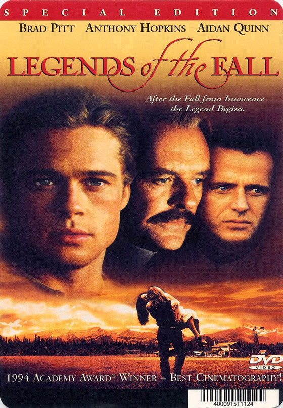 Legends of the Fall (1995) - 42 Most Romantic Movies ...