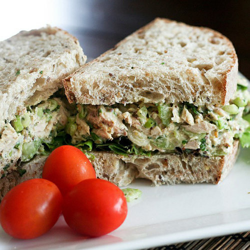 Healthy low calorie packed lunch ideas