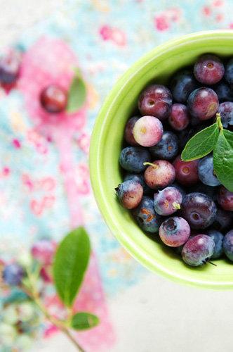 Berries ...