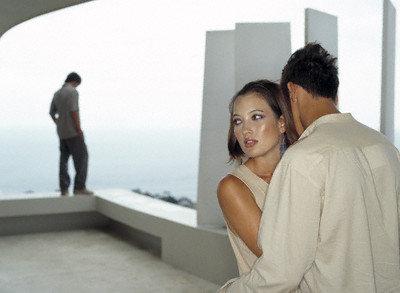 Do Women in Great Relationships Cheat? Love