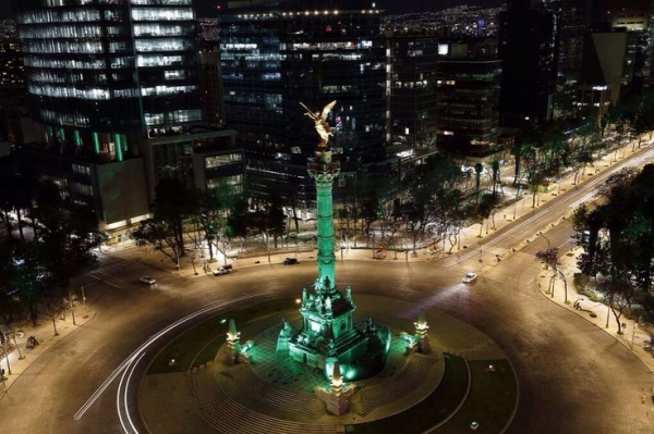 El Ángel De La Independencia, Mexico City, Mexico