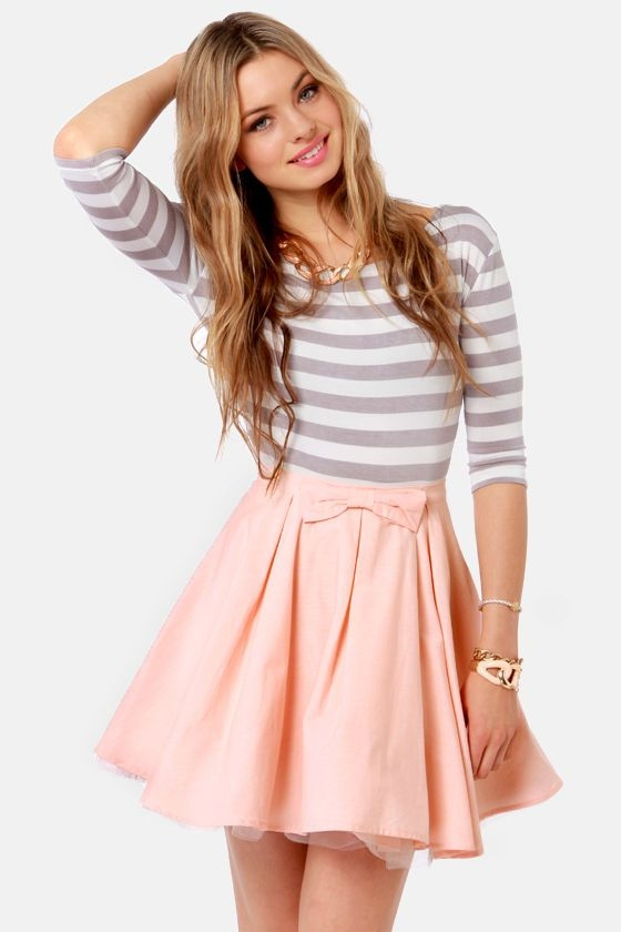 25 Fun Mini Skirts for Spring ... → 👗 Fashion