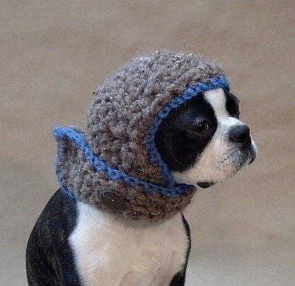 How to wear floppy hat in winter
