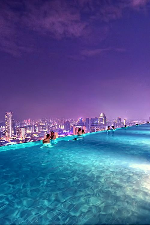 Marina Bay Sands Resort in Singapore