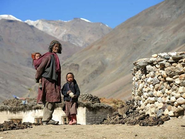 India Himalaya Volunteer