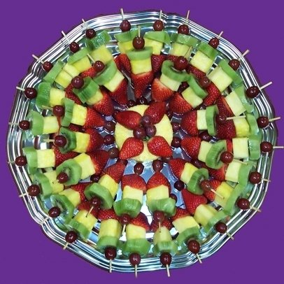 30 Tasty Fruit Platters for Just about Any Celebration ... …