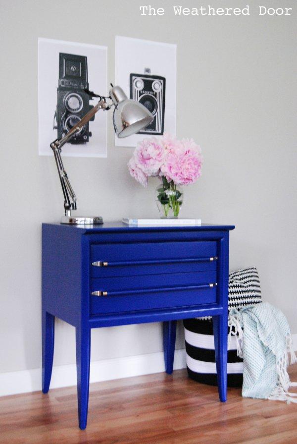 More Blue Furniture
