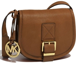 Michael Kors Messenger Saddle Bag