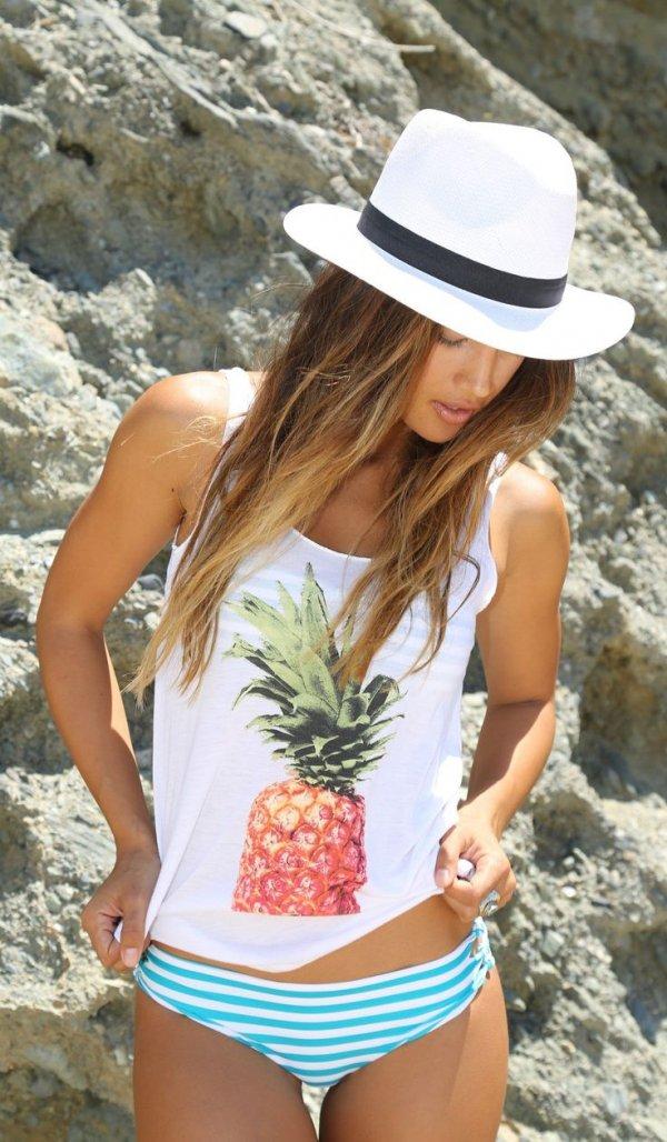 Beach Style Fedora
