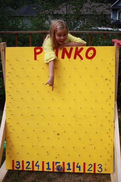 14 Plinko 31 Diy Carnival Games For A Rockin Party