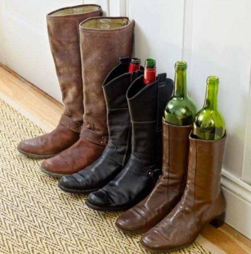 boot storage