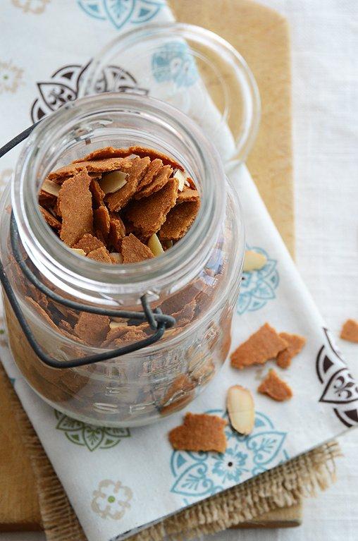 Homemade Hearty Almond-Vanilla Cereal