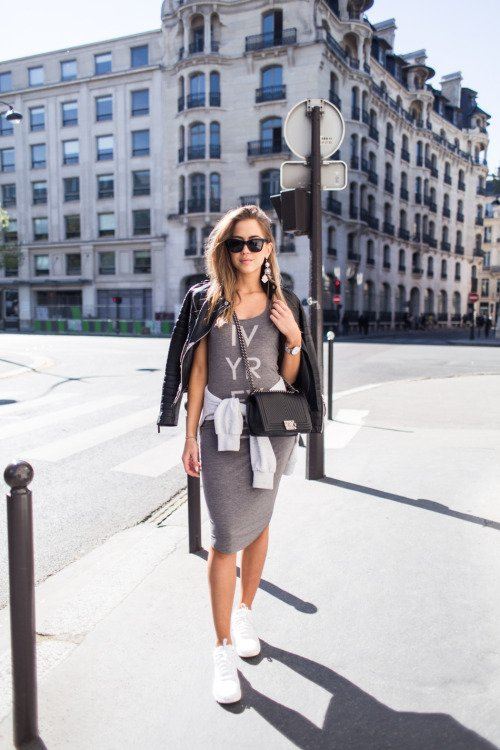 Sporty: the Perfect Everyday Dress