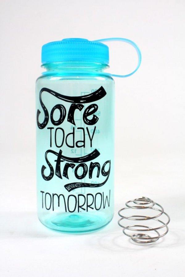 BPA-free Shaker Water Bottle