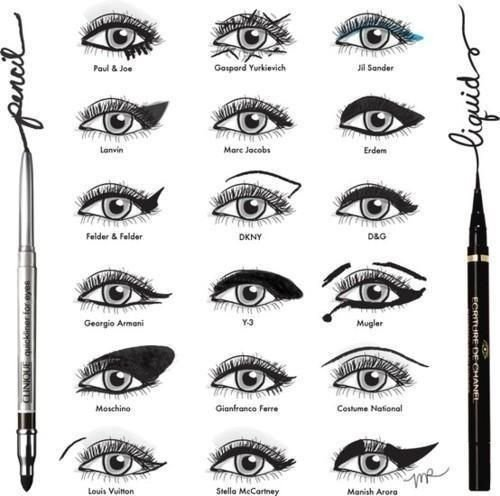 I am throwing a small fit about winged eyeliner, so show me your ...