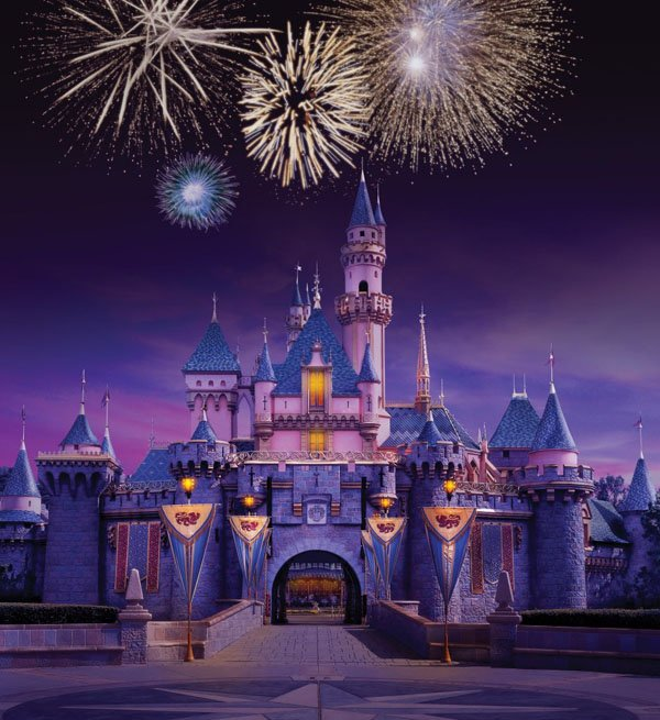 Disneyland: Anaheim, California, USA